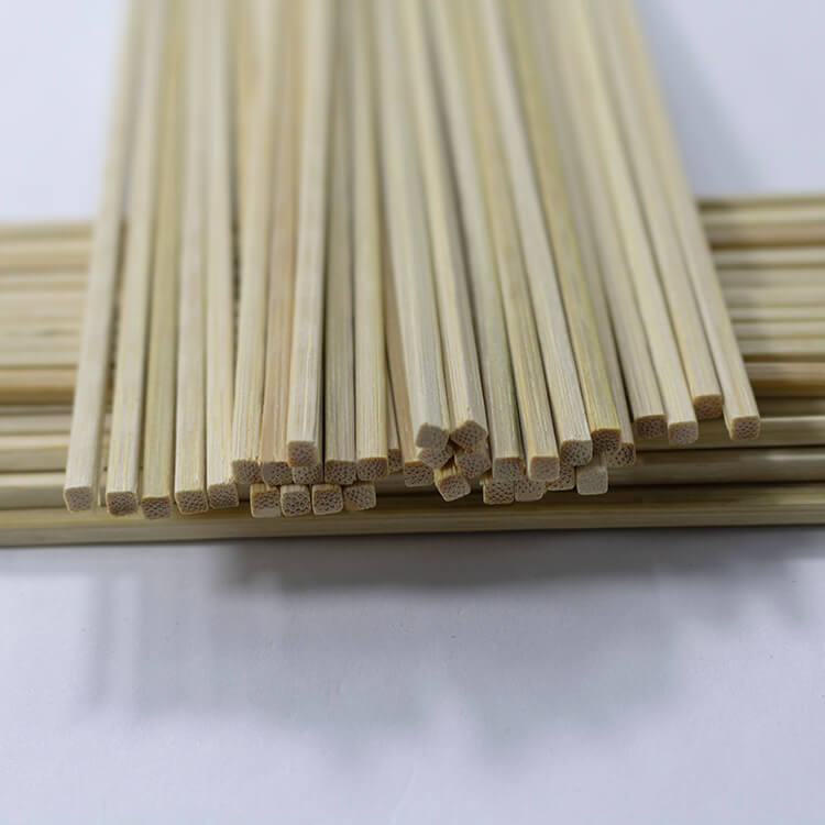 24cm bamboo squre skewers