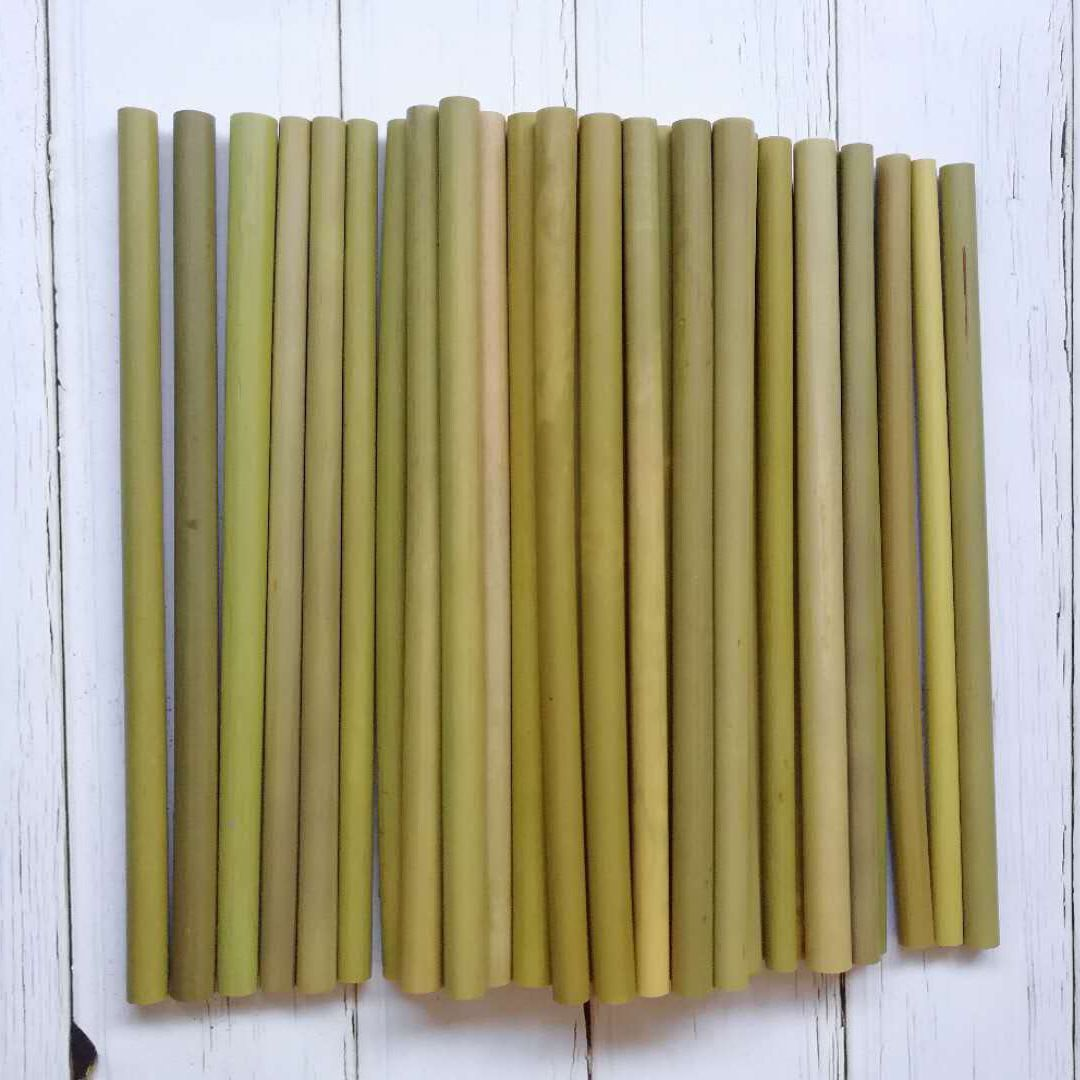 Bamboo straw supplier