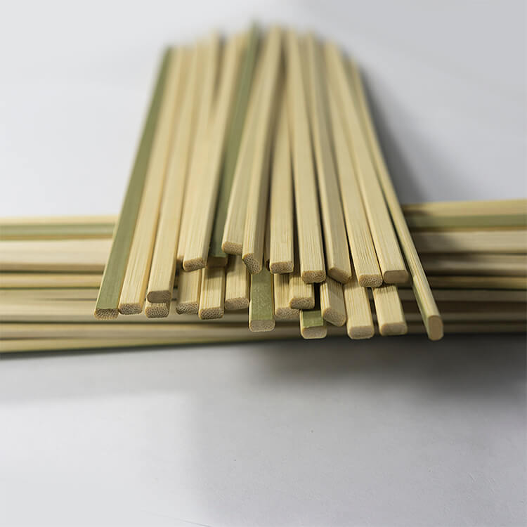 18cm flat bamboo bbq skewers