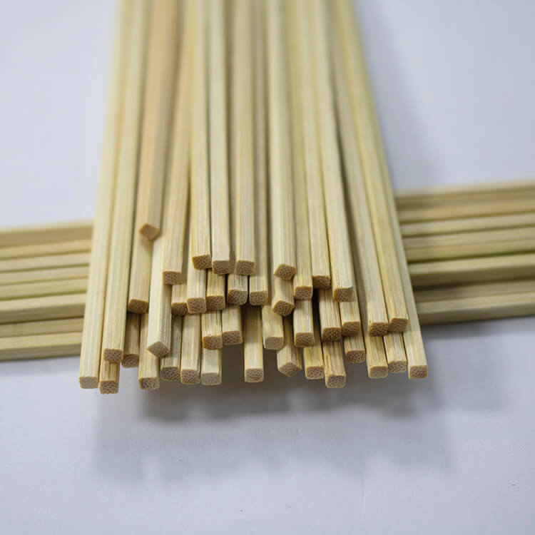 18cm bamboo squre skewers