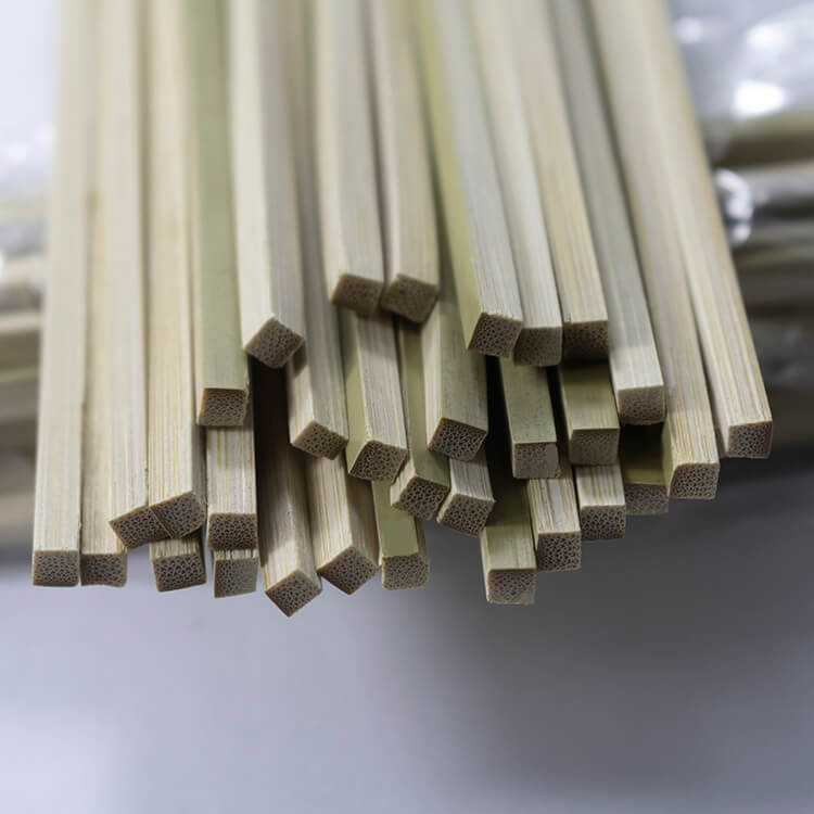 20cm bamboo squre skewers